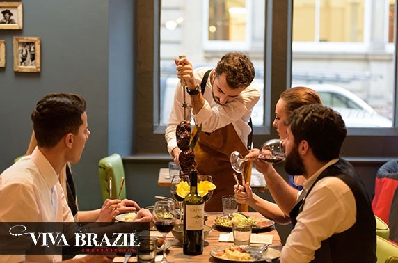 Viva Brazil all-you-can-eat, City Centre