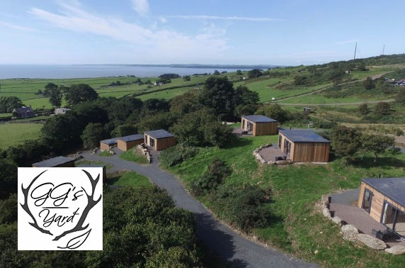 Award-winning sea view snug getaway