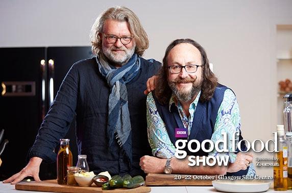 The BBC Good Food Show tickets, SEC Centre