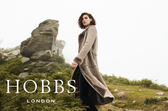 A/W collection preview evening at Hobbs inc £15 gift card