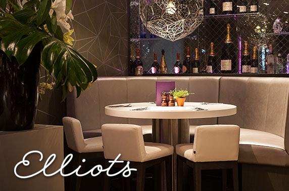 Elliots dining, Prestwick