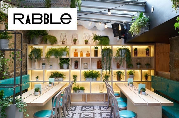 Rabble dining & drinks, City Centre