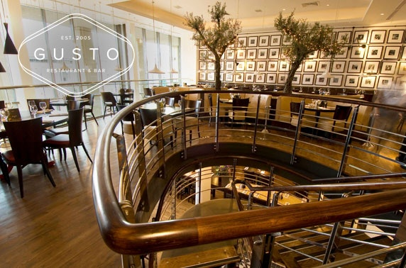 Gusto Prosecco dining, Quayside