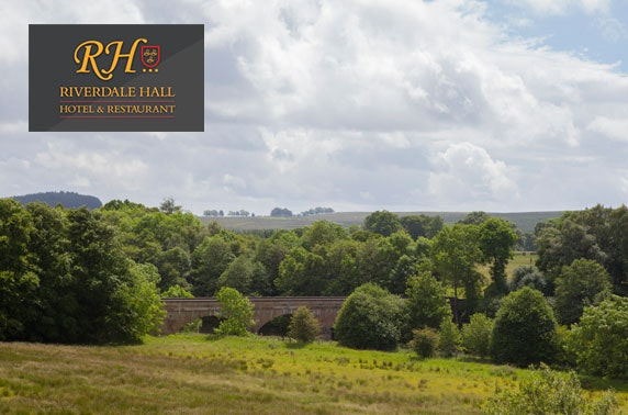 3, 4 or 7 night self-catering stay, Northumberland