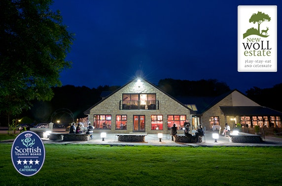 4* self-catering lodge break – from £27pppn