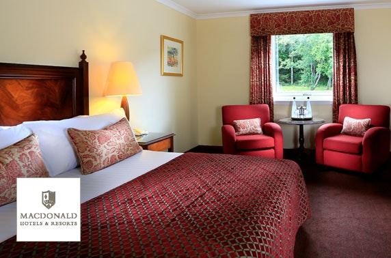 4* Macdonald Aviemore Resort - Highlands Hotel DBB