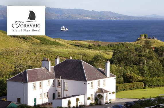 4* Isle of Skye stay