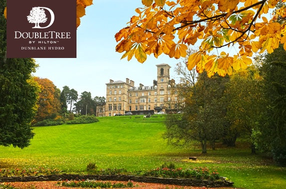 4* Doubletree by Hilton Dunblane Hydro overnight - £59