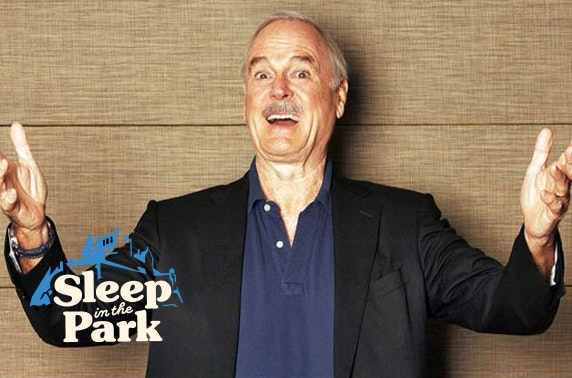 Meet Liam Gallagher, Deacon Blue or John Cleese and help tackle homelessness