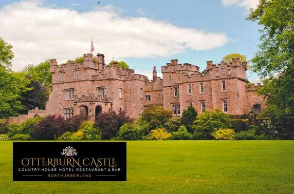 Historic Northumberland break