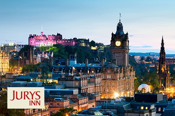 Edinburgh City Centre stay - from £69