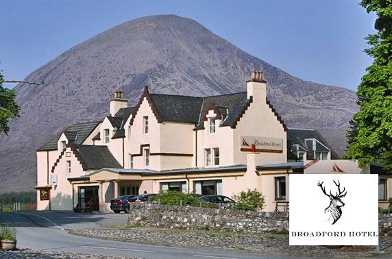 4* Isle of Skye stay - £49