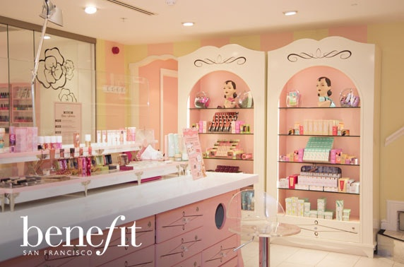 Benefit makeover, Jenners