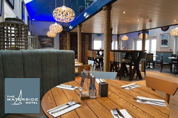 4* The Waterside Hotel dining