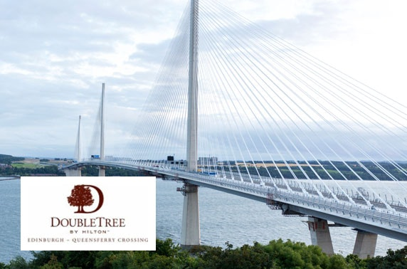DoubleTree by Hilton Queensferry Crossing - valid 7 days