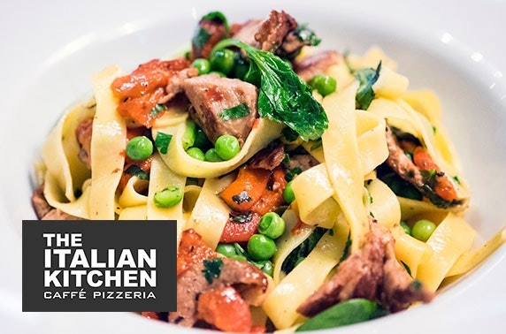 The Italian Kitchen, Merchant City - from £6pp