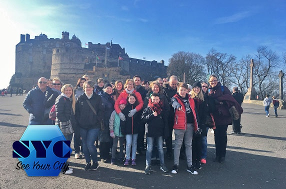 Harry Potter walking tour, Edinburgh