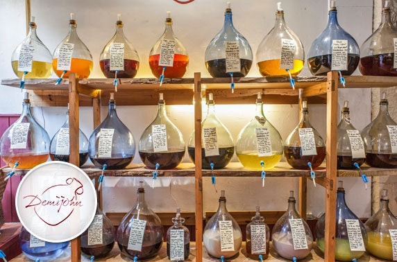 Demijohn £10 voucher - perfect for gifts