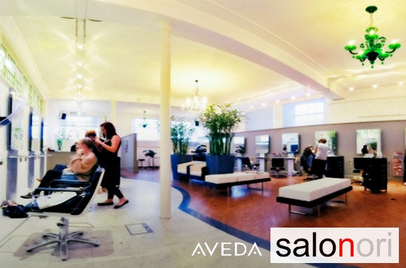 Cut & blow dry with Aveda conditioning treatment, City Centre - £19