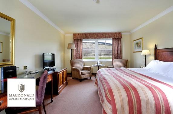 4* Macdonald Cardrona Hotel getaway