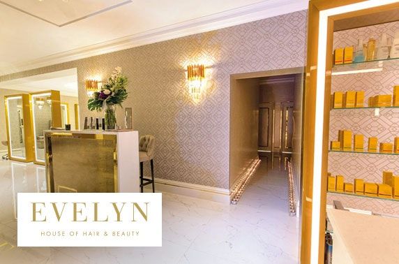 House of Evelyn hair treatments, City Centre
