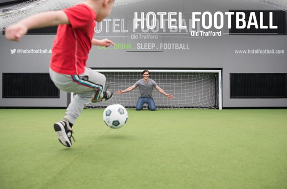 Hotel Football Old Trafford stay – from £99