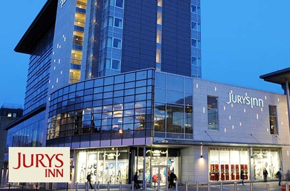 Jurys Inn Aberdeen stay from £69