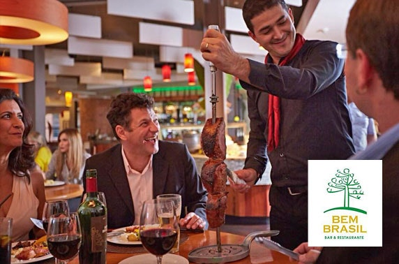 Bem Brasil all-you-can-eat dining & drinks