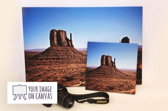Your Image On Canvas prints