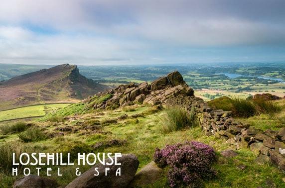 4* Losehill House DBB, Peak District