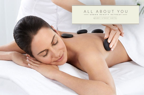 All About You Elemis treatments, City Centre