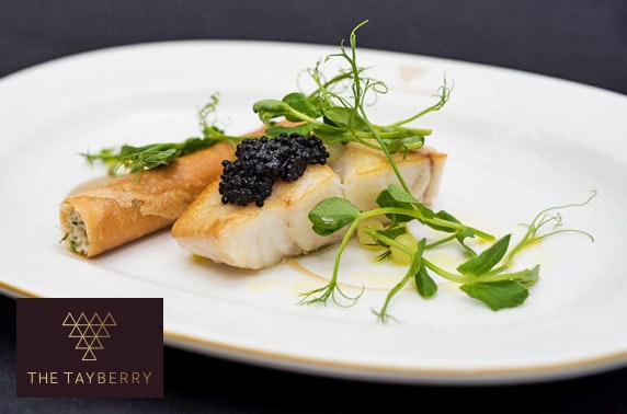 2 AA Rosette The Tayberry dining