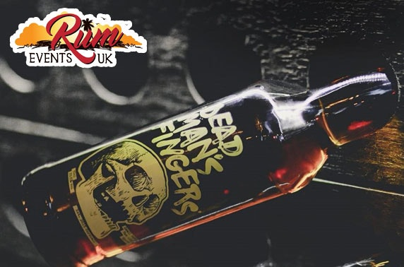 Manchester Rum Festival, Great Northern Warehouse