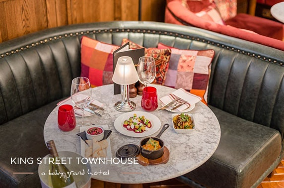 King Street Townhouse dining