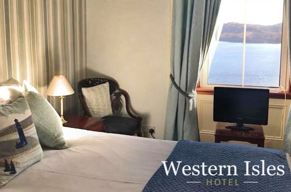 Isle of Mull Getaway DBB - from £59