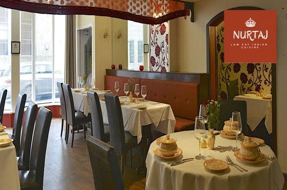 Nurtaj healthy Indian dining