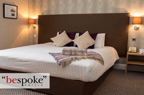 Stylish The Crown Hotel stay, Harrogate