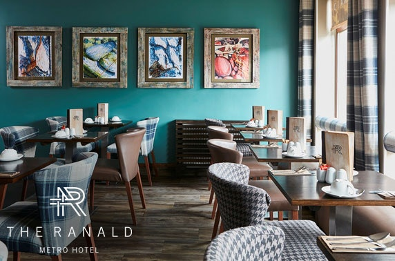 The Ranald Hotel seaside stay, Oban
