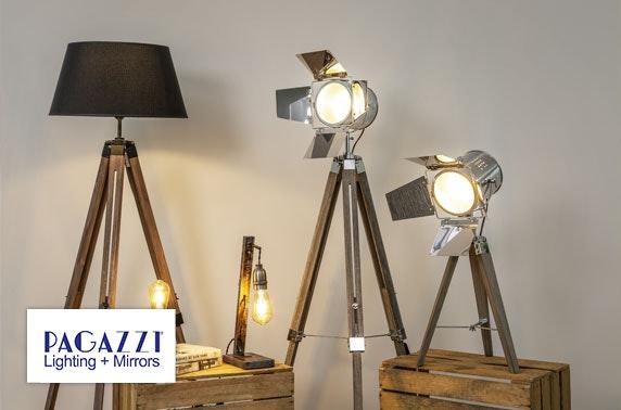 £50 Pagazzi Lighting voucher