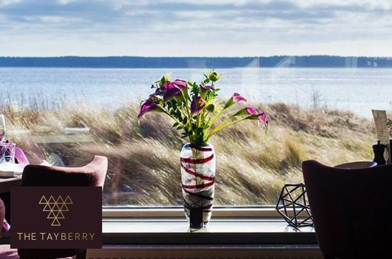 Festive dining at The Tayberry, Broughty Ferry