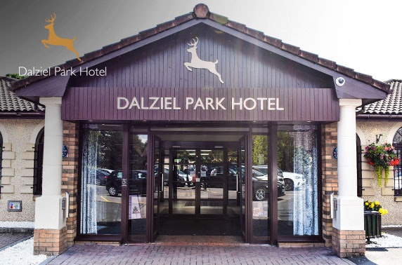Dalziel Park Hotel & Golf Club DBB - £79