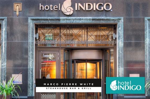 4* Hotel Indigo DBB, Glasgow City Centre
