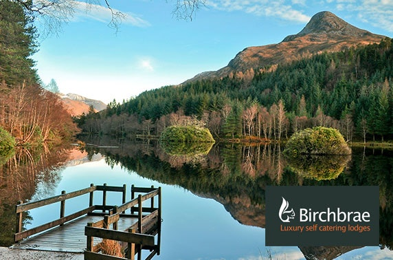 Lodge getaway, nr Glencoe - valid 7 days until April 2021