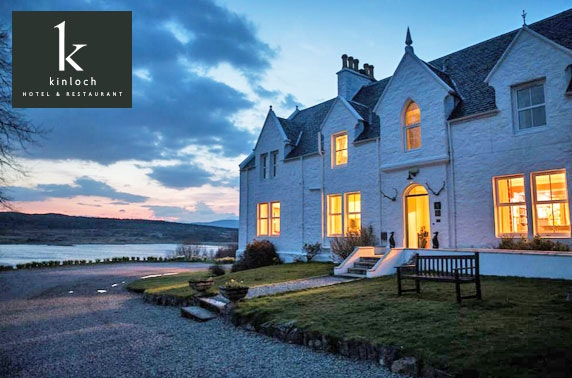 Kinloch Lodge, Isle of Skye - Luxury Hotel of the Year 2019