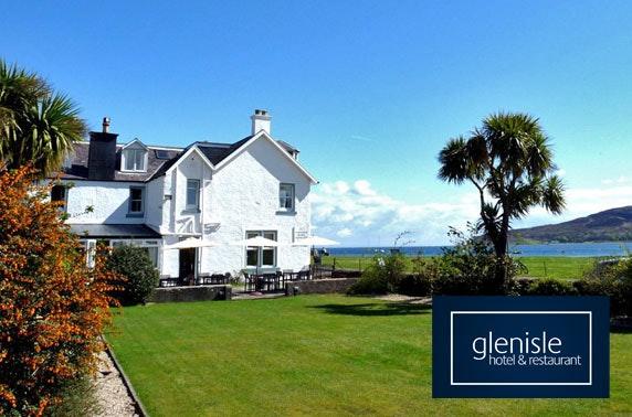 Award-winning romantic Isle of Arran getaway - from £59