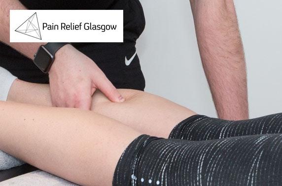 Pain relief sports massage, Clarkston