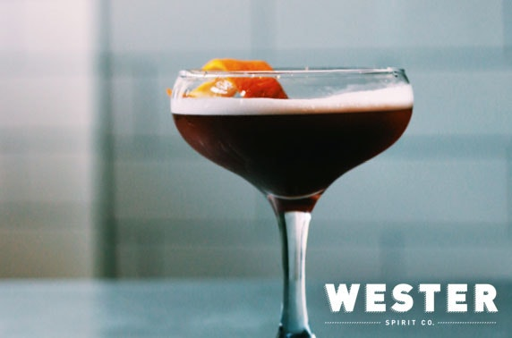 Wester Spirit Co Distillery official launch, Partick
