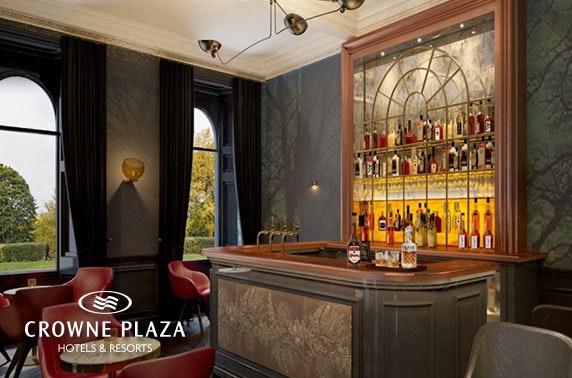 4* Crowne Plaza dining, City Centre