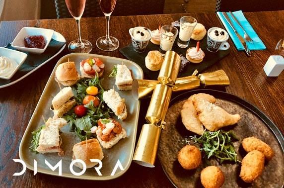 Festive Italian afternoon tea, Newton Mearns