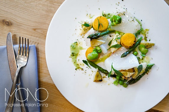 Mono 5 or 7 course fine dining, City Centre